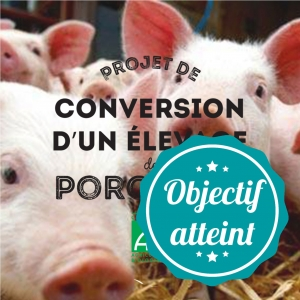 photo profil objectif atteint conversion elevage