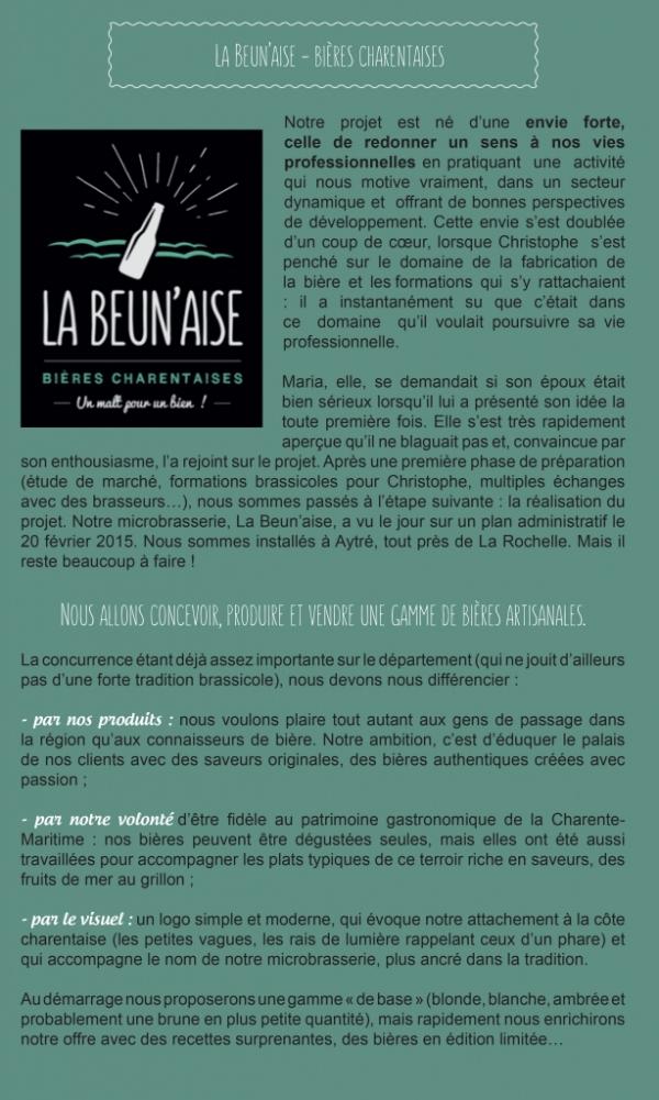 636c71a6e82e Interview radiophonique de La Beun aise sur RCF Charente Maritime !